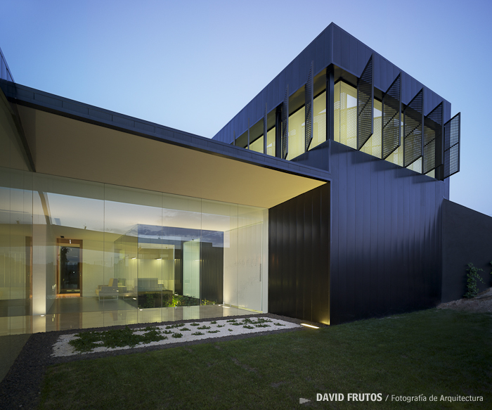 Tanatorio de pinoso i cor asociados david frutos - Modern funeral home interior design ...