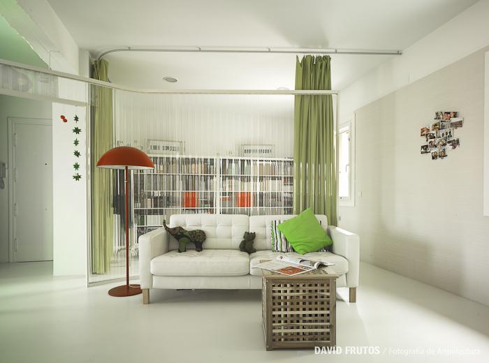 Apartamento para una familia joven cerca del cielo - Arquitectos en murcia ...