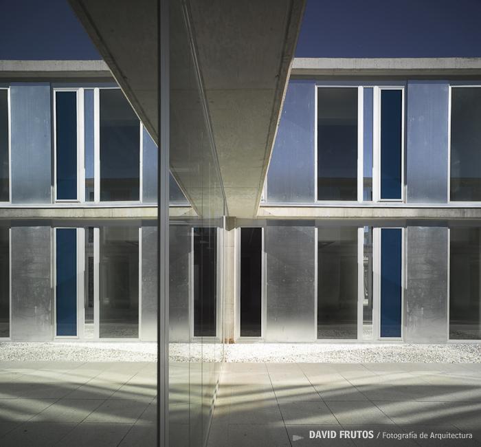 Centro de salud en lorca i l a arquitectos david frutos - Arquitectos lorca ...