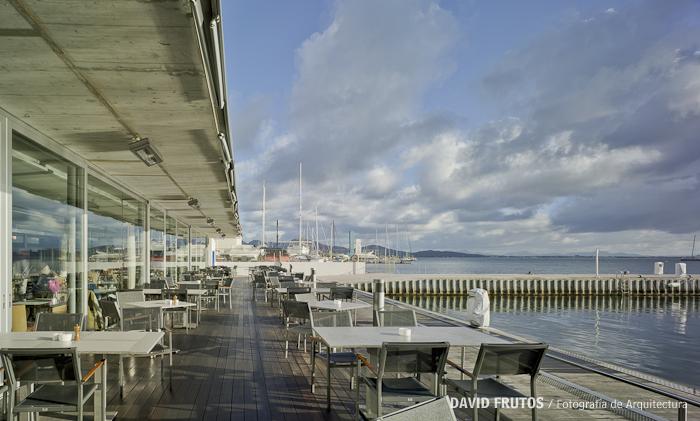 Restaurante stay i garc a ruiz arquitectos david frutos - Garcia ruiz arquitectos ...