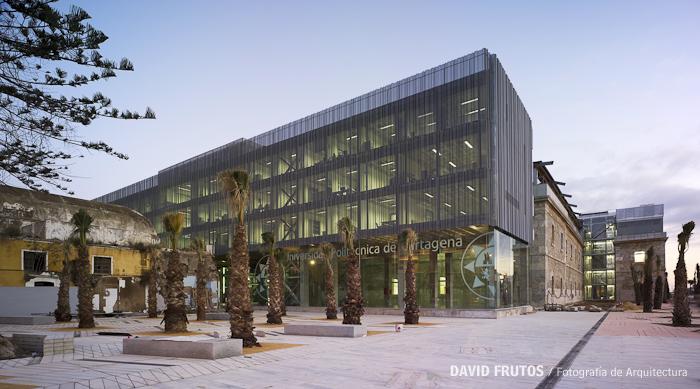 Facultad de ciencias de la empresa i manuel chac n david - Arquitectura cartagena ...