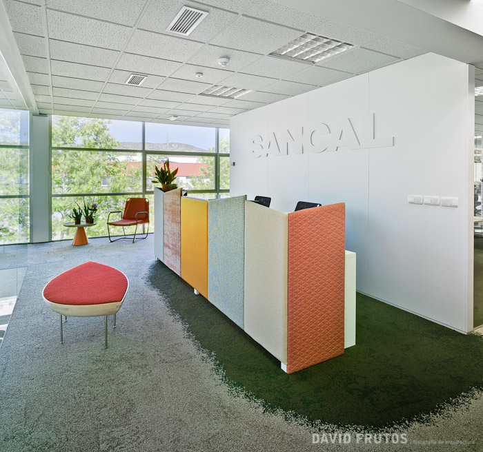 Nuevas oficinas en Sancal.