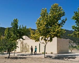 Vivienda en Lorca como sustitución a una destruida como consecuencia del terremoto.