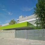 Colegio Arenales en Carabanchel